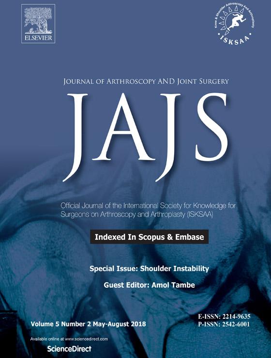 Orthopaedics Fellowship, Arthroscopy Fellowship, Joint Replacement